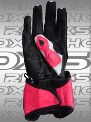 Guantes Racing rosa Back_H