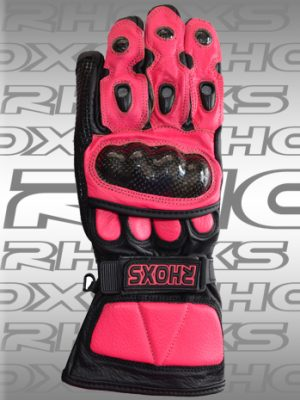 Guantes Sport Rosa Front_H