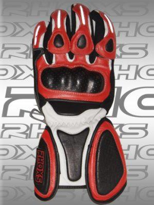 Guantes Racing Rojo Front_H