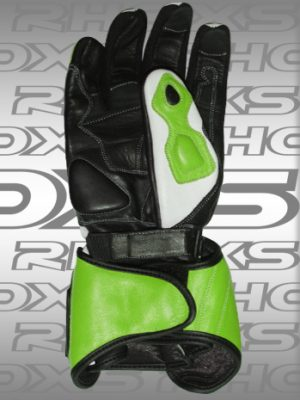 Guantes Racing verde Back_H