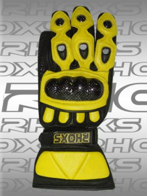 Guantes sport Amarillo Front_H