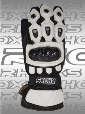 Guantes sport Blanco Front_H