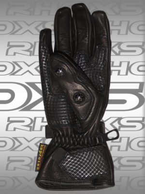 Guantes sport Negros Back_H