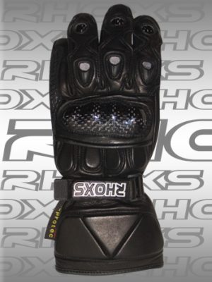 Guantes sport Negros Front_H