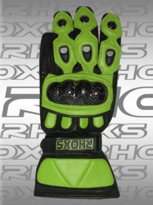 Guantes sport Verde Front_H