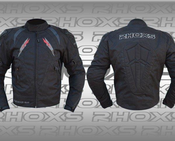 chaqueta de cordura titanio