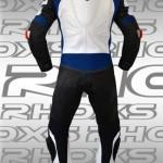 RH 1p azul REAR_